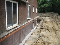 Foundation Repair / Foundation Water Proofing