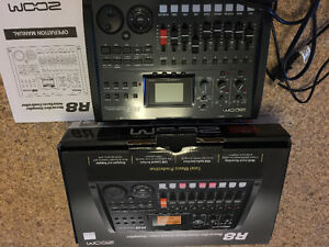 Recording System Interface ZOOM R8 MULIT TRACK RECORDER