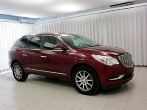 2017 Buick Enclave IT'S A MUST SEE!!! AWD SUV 7PASS w/ HEATED SE