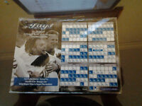 Toronto Argos,Blue Jays & Maple Leafs Magnetic Vintage Schedules
