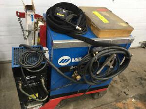 Machine à souder TIG Modèle Miller Syncrowave 250