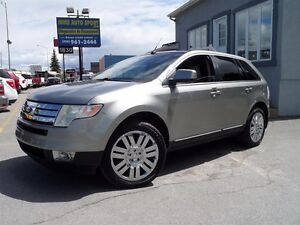 2008 Ford Edge Limited AWD++FINANCEMENT+MAISON++