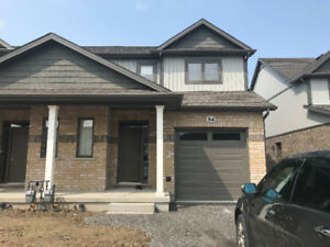 Brand New 3 bedrooms townhouse for rent in St.Catharines
