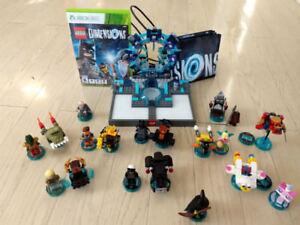 LEGO DIMENSIONS - SKYLANDERS - X BOX 360