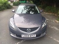 QUICK SALE MAZDA 6 TSD 2.2 DISEL 2010 FULLYLOEDED HPI CLEAR TAX AND MOT SHOWROOM CAR👍🏼