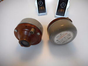 Geloso Mid-Range Drivers for Horn-driven system