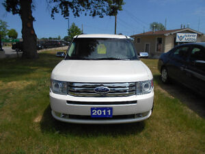 2011 Ford Flex Limited SUV, safetied & e-tested