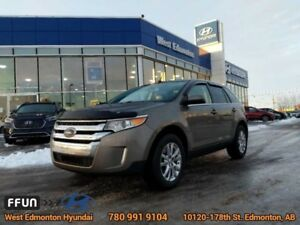 2013 Ford Edge LIMITED  Limited-Leather-Navigation-Memory Seats-