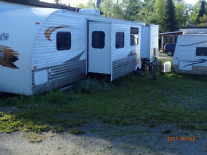 2012 39' Travel Trailer. Joey by Layton