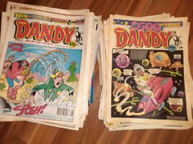 281 Comics.. The Beano Dandy Buddy Nutty Mandy & Judy M&J collection