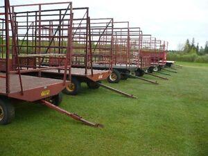 Farm wagons