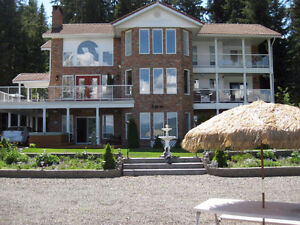 Canim Lake Frontage Home