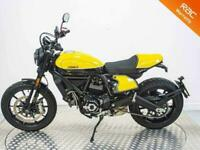 DUCATI SCRAMBLER FULL THROTTLE - 2018 - 823 Miles