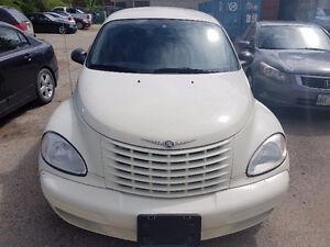 2004 Chrysler PT Cruiser Classic Wagon OBO