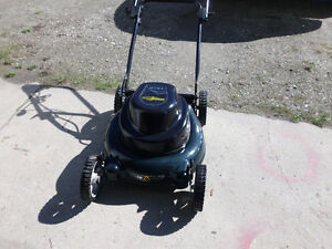 Looking for unwanted lawn tractor