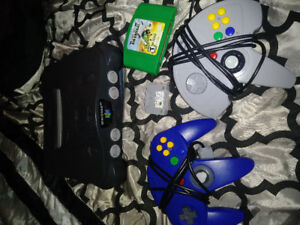 N64 for sale or trade for ps3