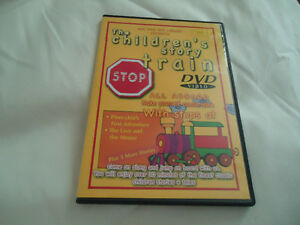 The Children's Story Train DVD Vol. 3 Kingston Kingston Area image 1