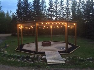 2 bedroom one bath house 13 min from Athabasca