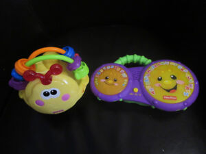 Fisher Price Baby Toys - $15
