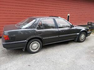 1989 Honda Accord SEI Sedan