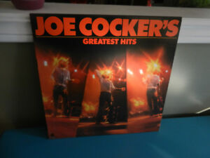 Vinyl Record/LP Joe Cocker Greatest Hits Near Mint
