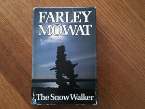 The Snow Walker by Farley Mowat - NEW PRICE