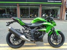 KAWASAKI Z250SL ORDER YOURS TODAY 0% FINANCE NOW AVAILABLE
