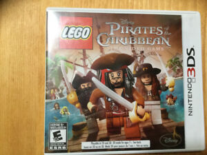 LEGO Pirates of the Caribbean: the video game | for 3DS