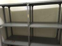 Heavy Duty 3 Tiers Metal Adjustable Shelves