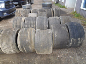 new and used dirt track tires