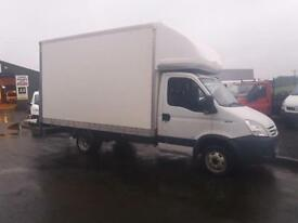 Iveco Daily Luton / Boxvan with tail lift **89k miles ex council**