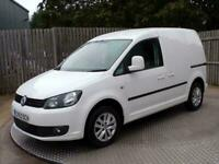 2013 Volkswagen Caddy Caddy C20 Highline SWB A/C 1.6 Manual Diesel SWB Panel Van
