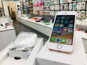 As new iphone se 64gb rose gold unlocked tax invoice warranty