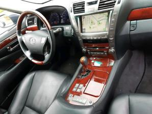2008 Lexus Ls460L-LWB-115000kms-Long wheel base