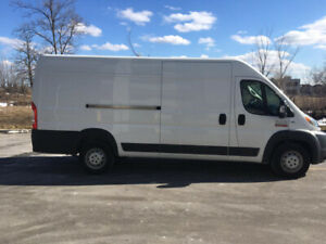 Dodge Ram Promaster 3500 high roof