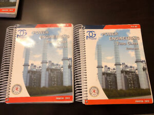 3rd Class Power Engineering Books, Edition 2.0