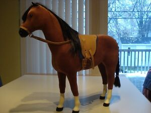 American Girl Horse and Saddle Set West Island Greater Montréal image 3
