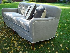 Set de salon (divan-fauteuil antique) NEUF NEUF