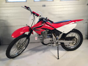 2008 CRF100 This bike is just about mint