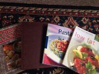 11 cook books