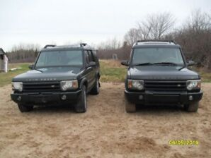 LandRover Discovery 2 x 2