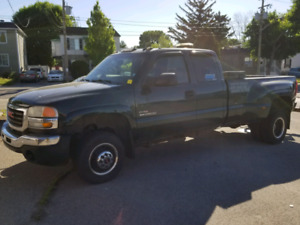 gmc sierra 3500 wheel lift ( towing )