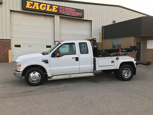 2008 FORD F 50 TOW TRUCK