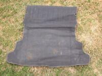 Honda CRX Boot carpet