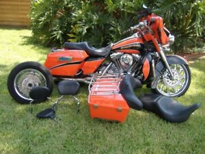 screaming eagle electra glide