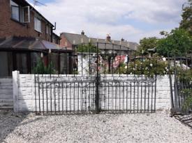 Wrought Iron Gates / Driveway Gates / Garden Gates / Metal Gates