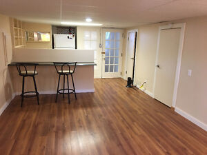 2 bedroom refinished basement apartment