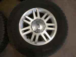 275/65R18 Discoverer MS tires Strathcona County Edmonton Area image 3