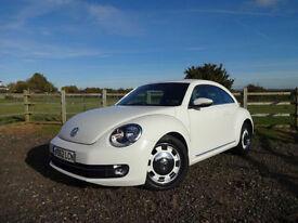 2012/62 Volkswagen Beetle 2.0TDI ( 140ps ) 2012MY Design