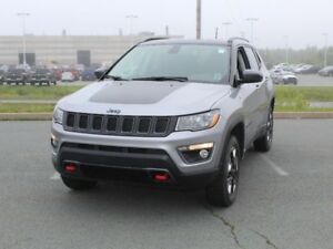 2017 JEEP COMPASS Trailhawk Fully Loaded!